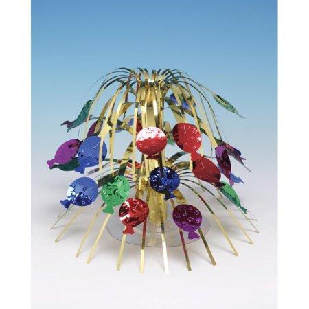 Multi Foil (Creative Converting Multicolor Foil Cascading Centerpiece )