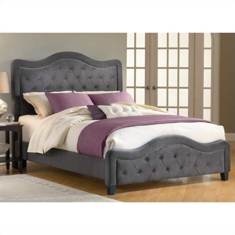 Hillsdale Furniture Trieste Upholstered Panel Bed