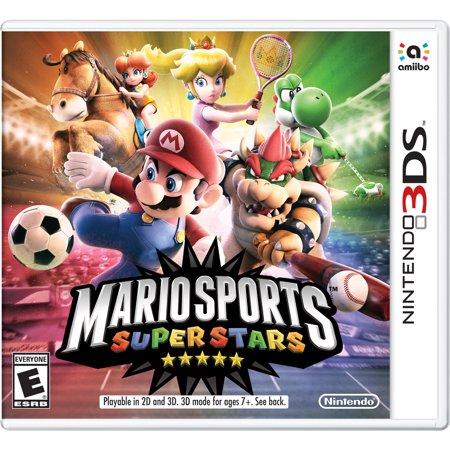 Nintendo Mario Sports Superstars (3DS)
