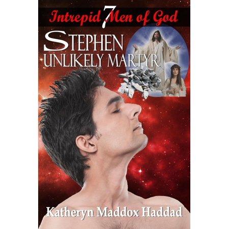 Intrepid Explorer (Stephen: Unlikely Martyr - eBook)