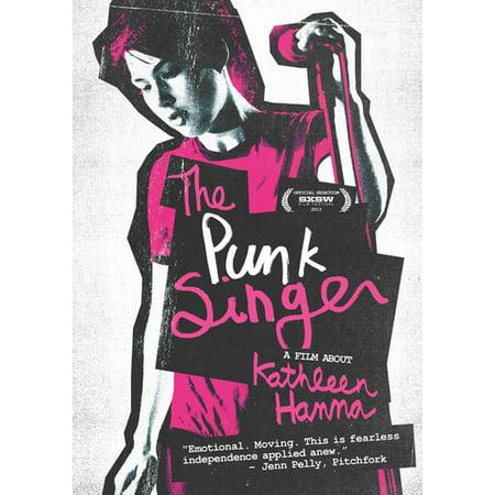 The Punk Singer: A Film About Kathleen Hanna (DVD)