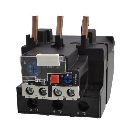 Motor Thermal Overload Relay JR28-40 Type 93Amp Current - image 1 of 1