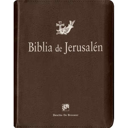 Biblia de Jerusalén : manual con funda de cremallera](Fundas Para Sillas De Halloween)