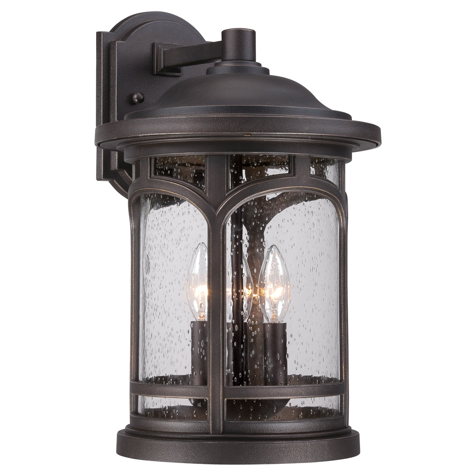 Quoizel Marblehead MBH8411PN Outdoor Wall Lantern