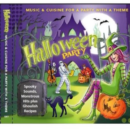 Music For A Halloween Party (Music & Cuisine Halloween)
