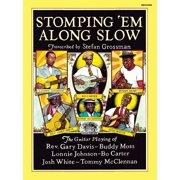 Stomping 'Em Along Slow - eBook