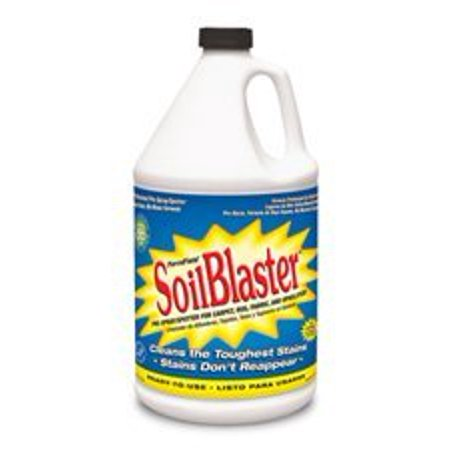 Forcefield Soilblaster Carpet Rug Fabric Cleaner Upholstery Concentrate 1 Gallon