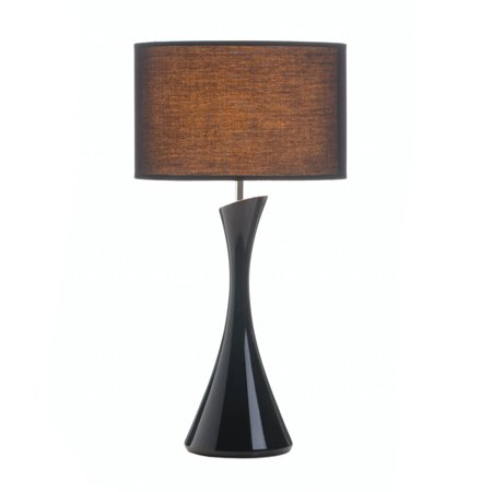 Lamps Table Black Rustic Desk Lamp Small Contemporary Bedside Sleek