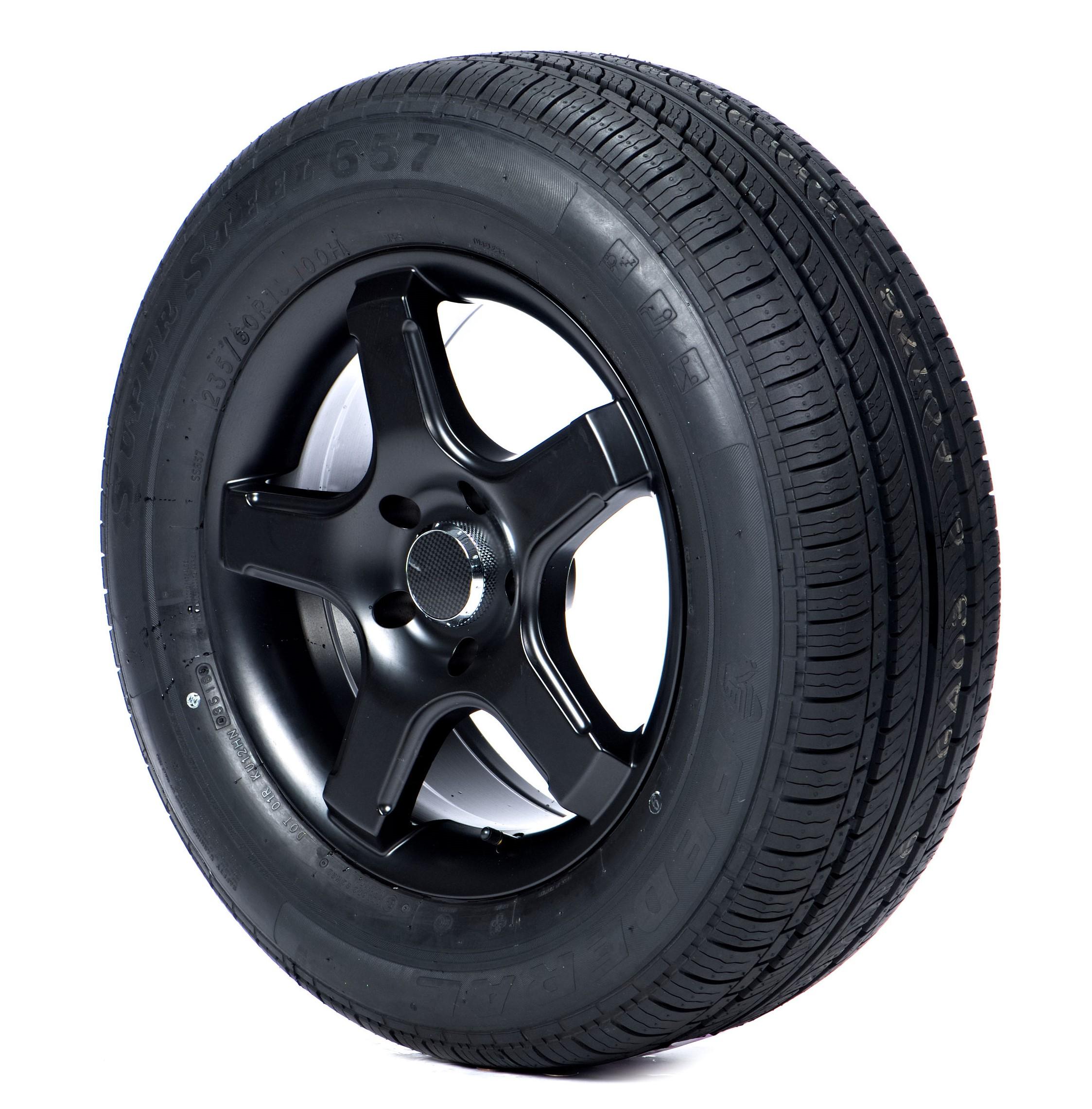 Federal SS-657 All-Season Tire - 225/60R16 98H
