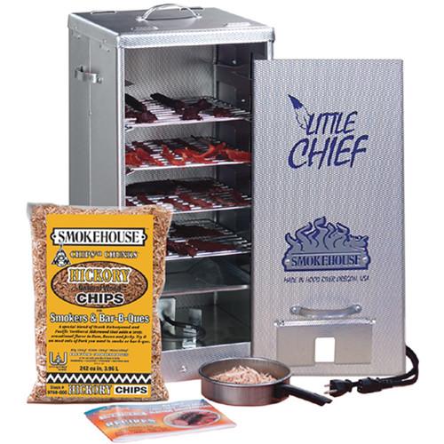 Luhr Jensen Little Chief Home Electric Smoker