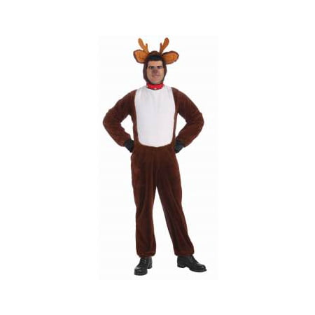 CO-PLUSH REINDEER COSTUME (Women Reindeer Costume)