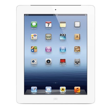Refurbished Apple Ipad 3 9 7   Touch Tablet With Wi Fi   At Cellular 16Gb   Md369lla White