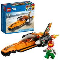 LEGO City Speed Record Car 60178 78-Piece