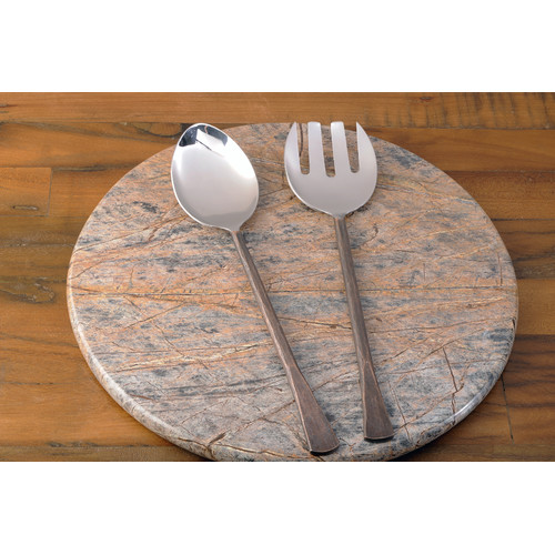 William Sheppee Cee Bee 2 Piece Salad Servers Set by William Sheppee