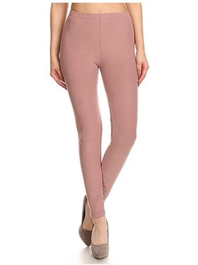 92ec279718c04 Product Image Always Women's Solid Color Full Length High Waist Leggings