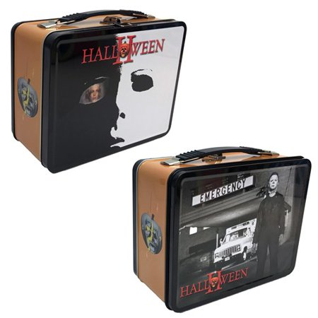 Halloween 2 Tin Tote Lunch - Halloween Lunch Specials
