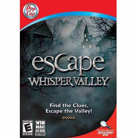 Electronic Arts Escape Whisper Valley (Digital - Code Halloween Escape