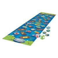 Fun Express - Crocodile Hop Floor Game - Educational - Teaching Aids - Math - 43 Pieces