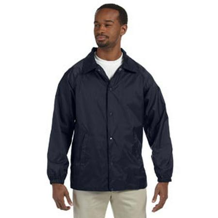 Harriton Adult Nylon Staff Jacket M775