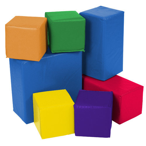 ECR4Kids 7 Piece Big Block Set