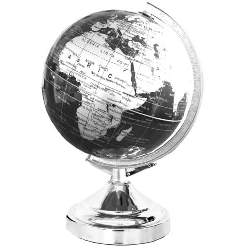 Mainstays Rotating Globe lamp with Touch Feature, Multiple Colors