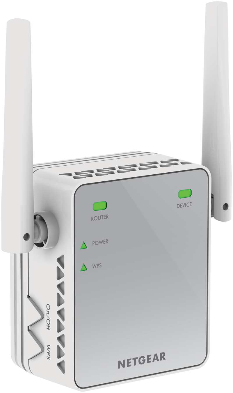 Boosters, Extenders & Antennas Netgear N300 Wi-fi Range Extender Essentials Edition Ex2700 Wireless Booster
