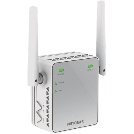 netgear n300 wifi range extender wall plug ex2700 walmart com