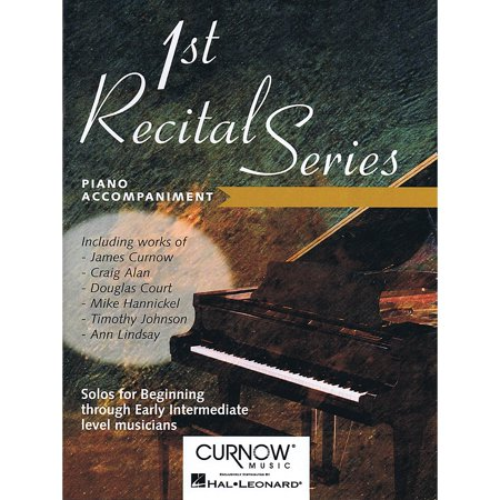 Curnow Music First Recital Series (Piano Accompaniment for Snare Drum) Curnow Play-Along Book