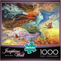 Buffalo Games Josephine Wall Spirit of Flight Puzzle 1000-Pcs