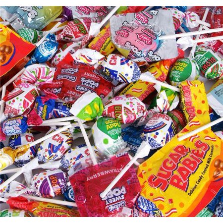 44 OZ CHARMS CANDY CARNIVAL BAG, Case of 6 - Candy Charm