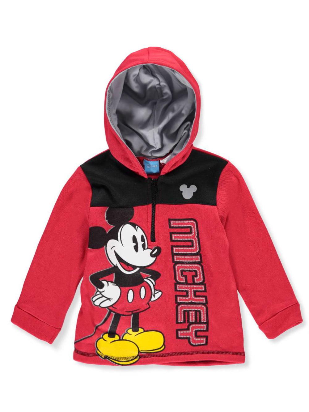 Mickey and the Roadster Racers Boys' Fleece Hoodie