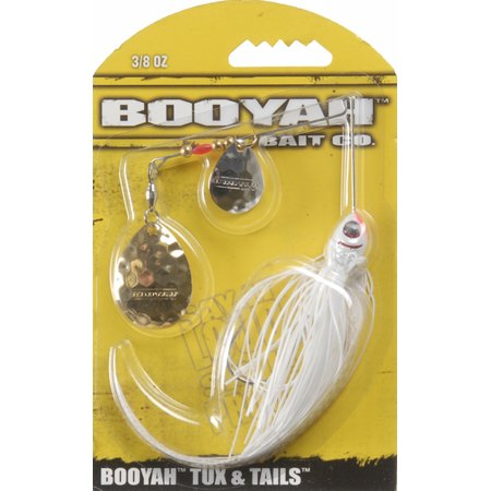 (Booyah Tux and Tails, White/Gold, 3/8-Ounce Multi-Colored)