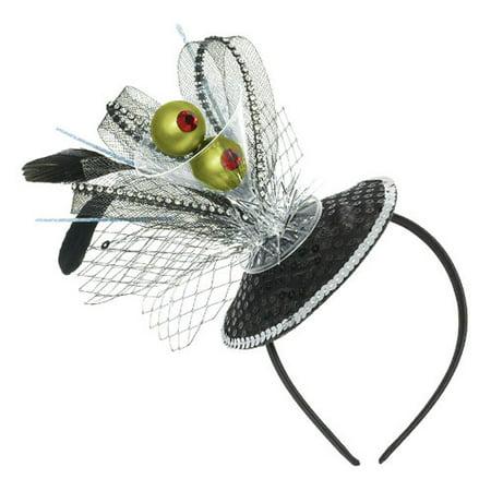 New Year's 'Martini' Deluxe Headband (1ct)](New Years Eve Headbands)