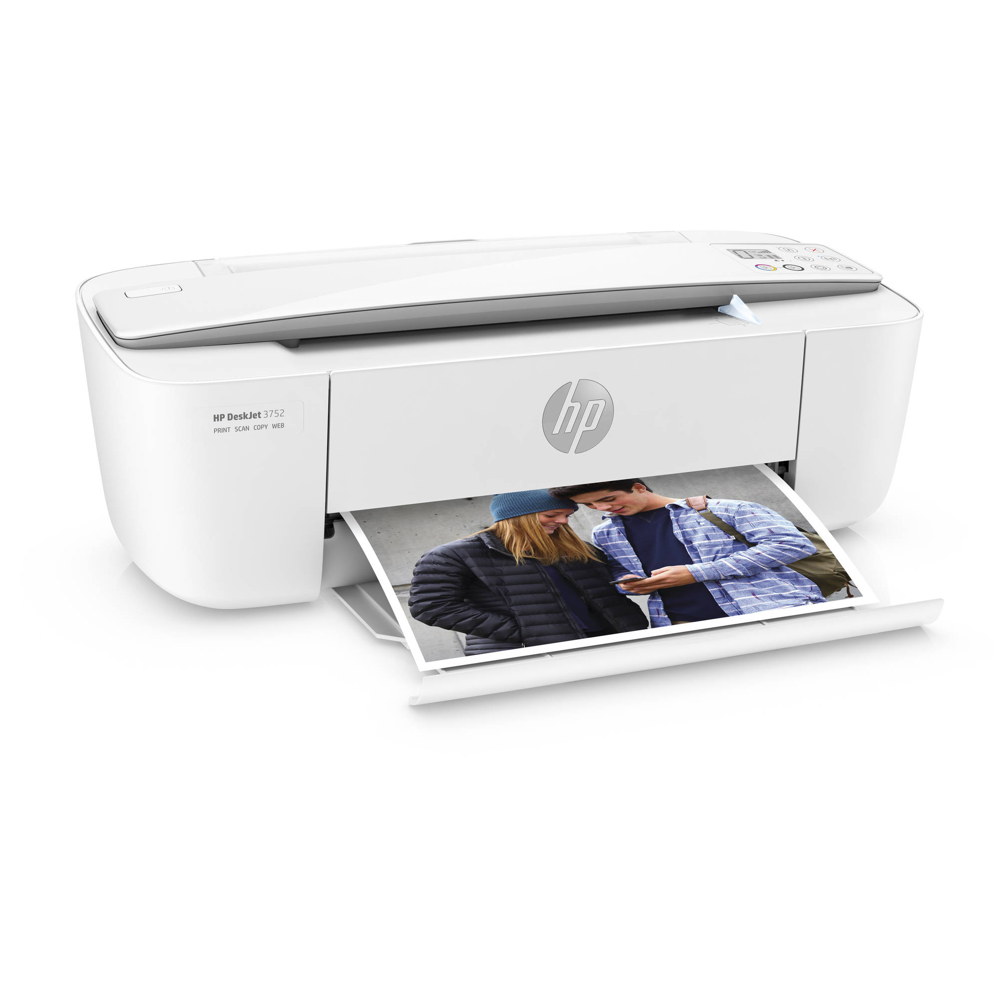 Hp Deskjet 3752 Wireless All In One Compact Printer T8w51a Ink Advantage 3775