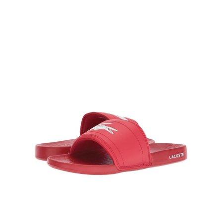 7b3cff49cc57d Lacoste - Lacoste Fraisier 118 1 US Men s Slide Sandals 35CAM014517K -  Walmart.com