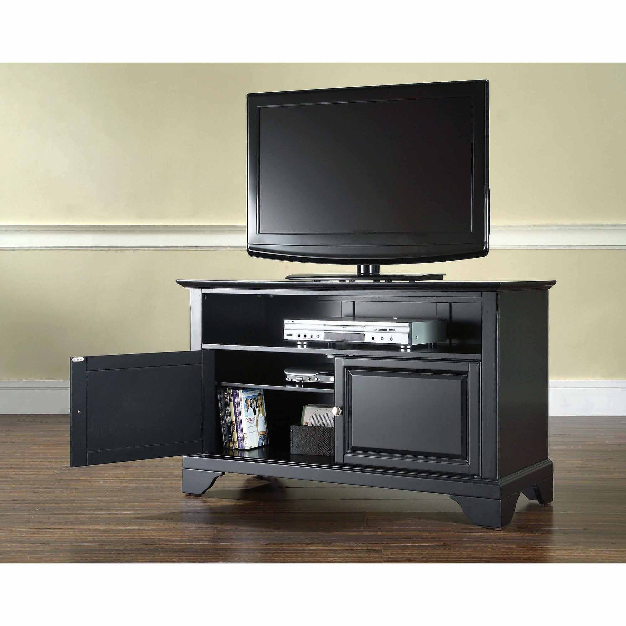 """Crosley Furniture LaFayette TV Stand for TVs up to 42"""""""