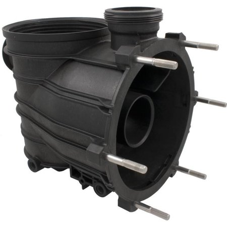 Pentair  Tank and Trap Body Replacement  Pool and Spa Pump - STA-RITE c76-58p