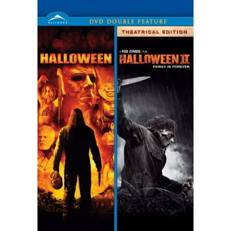 Halloween / Halloween II (DVD) - Luna Park Halloween Horror Night