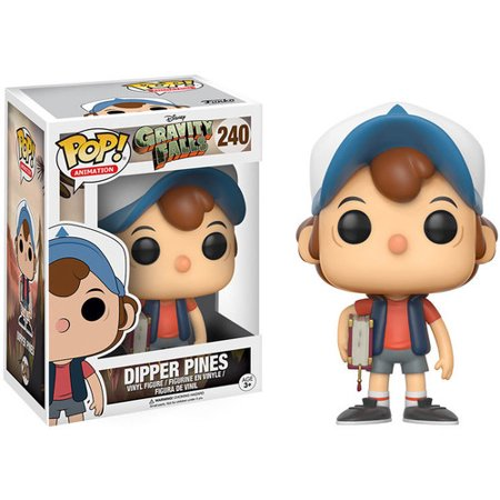 FUNKO POP! ANIMATION: GRAVITY FALLS - DIPPER PINES