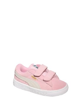 Product Image puma toddler s suede classic 2 straps sneaker - pink lady 8385258a9