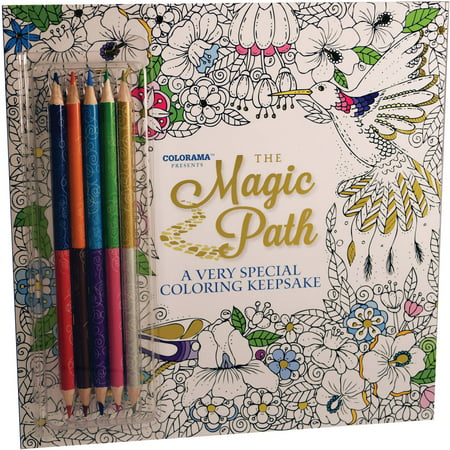 Magic Path Coloring Book! - Walmart.com