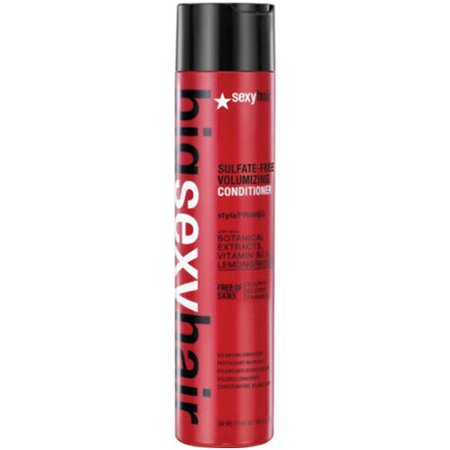 Sexy Hair Big Sexy Hair Sulfate-Free Volumizing Conditioner, 10.1 fl (Sexy Volumizing Conditioner)