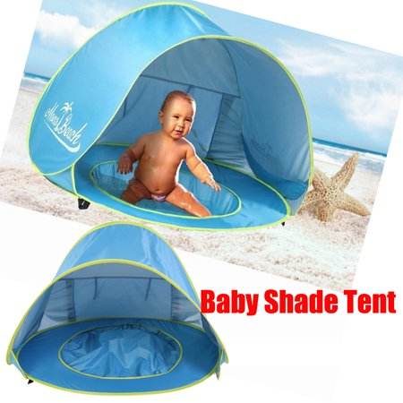Image of Yosoo Portable Infant UV Protection Baby Beach Tent Waterproof Shade Pool Sun Shelter, Baby Tent, Baby Beach Tent
