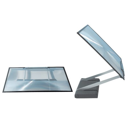 Reizen Fresnel Computer-Stand Magnifier Reizen Maxi Brite Magnifier