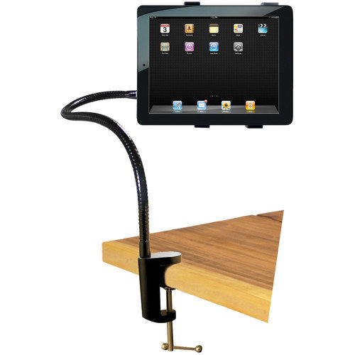 Hamilton Electronics Goose-Neck Tablet Table Stand