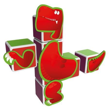 Geomag Magiciube Dinosaurs