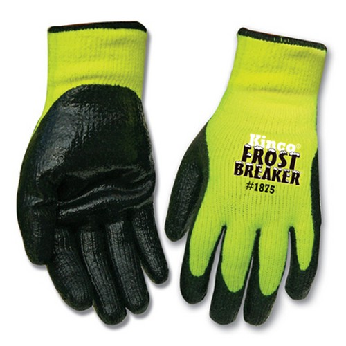Kinco 1875L Thermal Nitrile Coated Work Gloves L