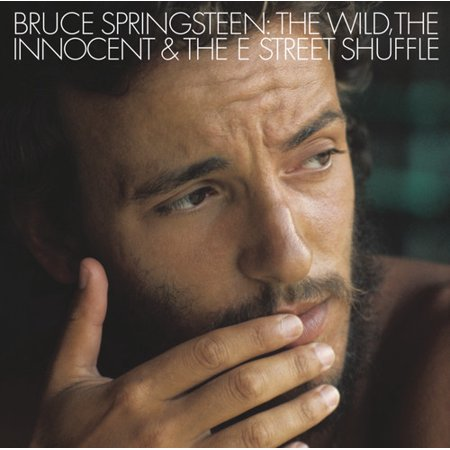 - The Wild, The Innocent & The E Street Shuffle (CD) (Remaster)