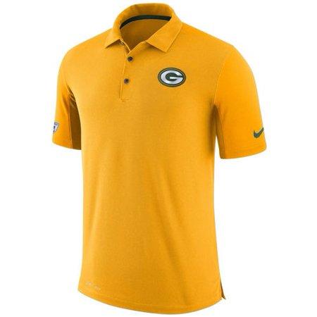 Nike Classic Polo Shirt (Green Bay Packers Nike Sideline Team Issue Logo Performance Polo -)