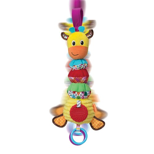 Infantino Hug and Tug Musical Giraffe by Infantino